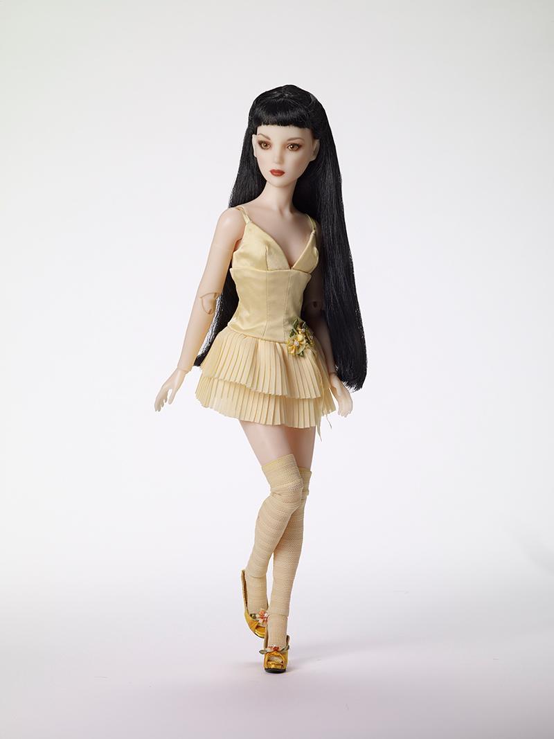 Robert Tonner Phyn /& Aero Annora Monet Resin Blank BJD Doll
