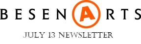 July 13 Newsletter