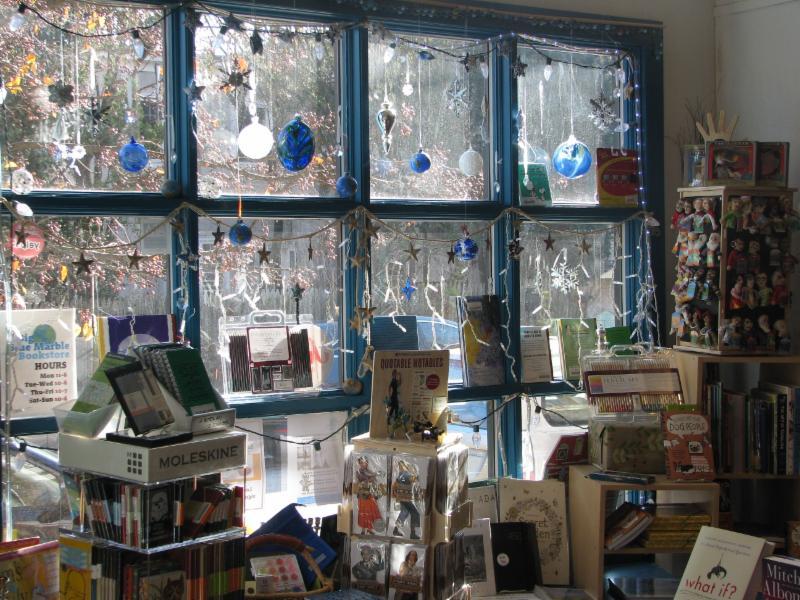 December front window