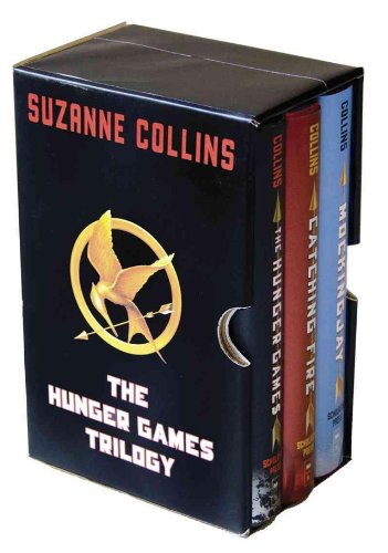 Hunger Games boxed set