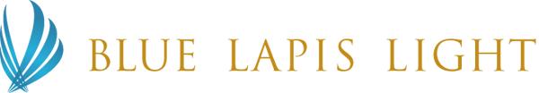 Blue Lapis Light Logo/Title Bar