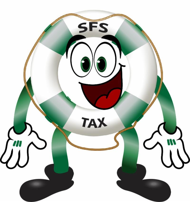 SFS Tax new mascot!