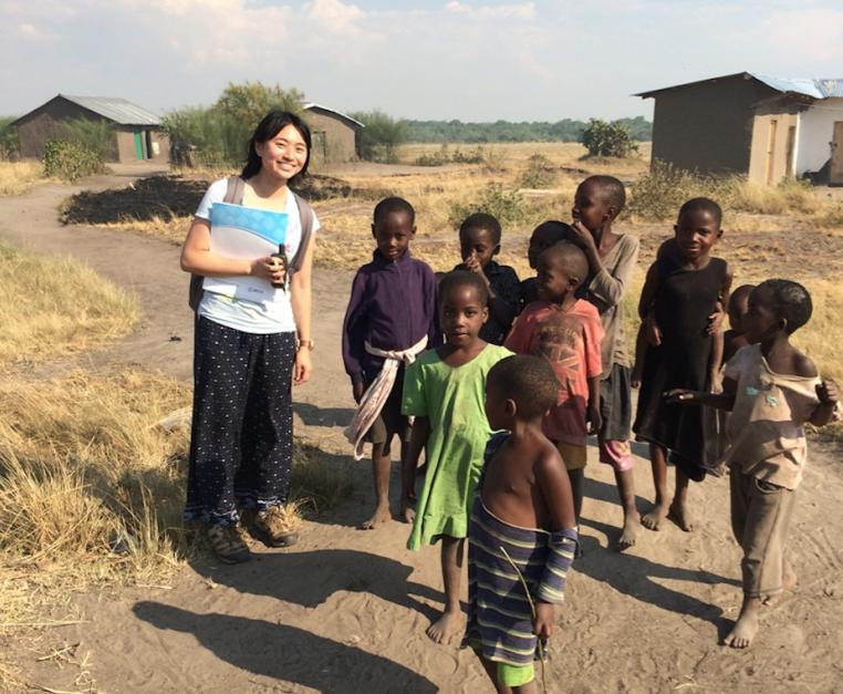 Veterinary Student in Uganda