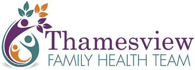 Thamesview Family Health Team Logo
