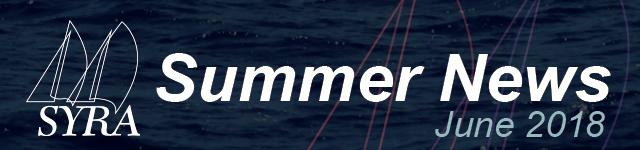 SYRA Summer 2018 News