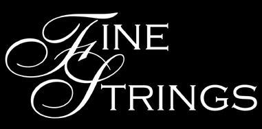Fine Strings Logo