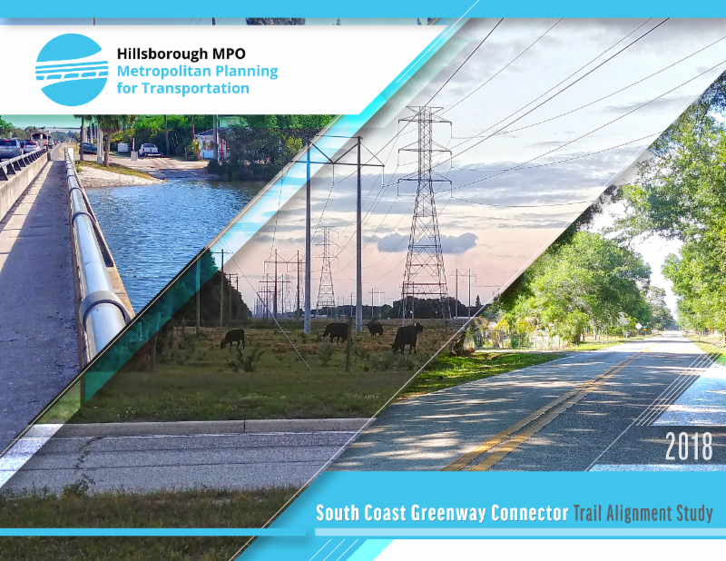 South Coast Greenway Connector report cover