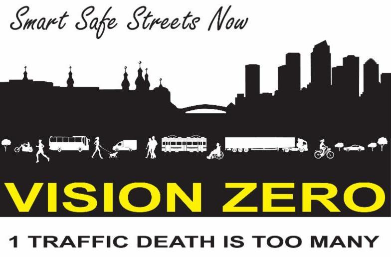 Hillsborough County Vision Zero Logo