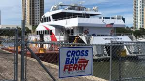 New Cross Bay Ferry