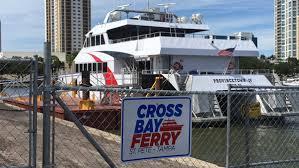 New Cross Bay Ferry