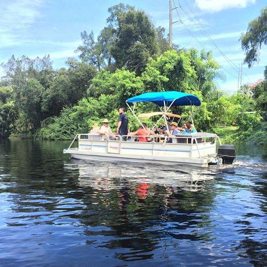 River Board 30gh Anniversary Boat Tour