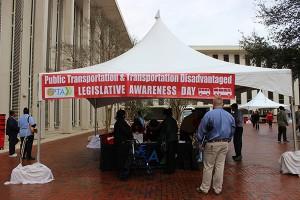 Transportation Disadvantaged Day Tallahassee