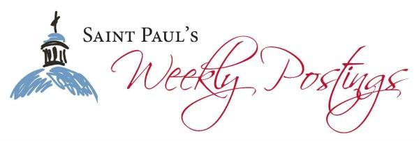 Weekly Postings