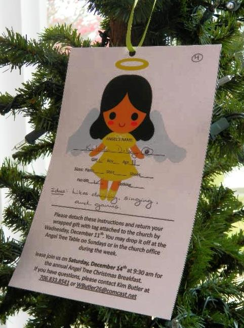 Angel Tree 2