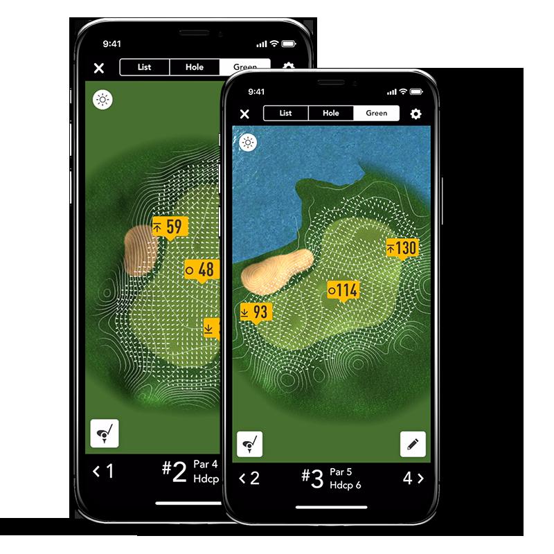 GolfLogix App