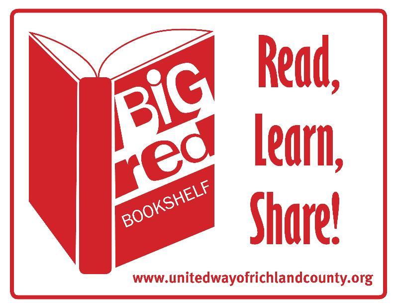Big Red Bookshelf