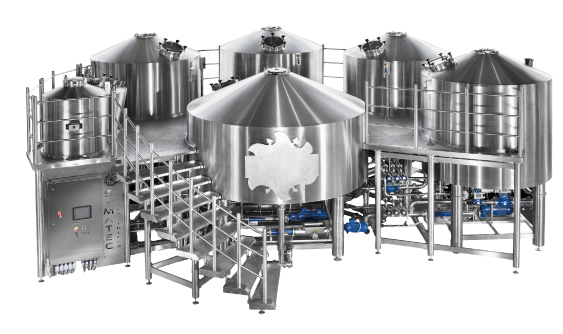 48HL Automatic Brewhouse