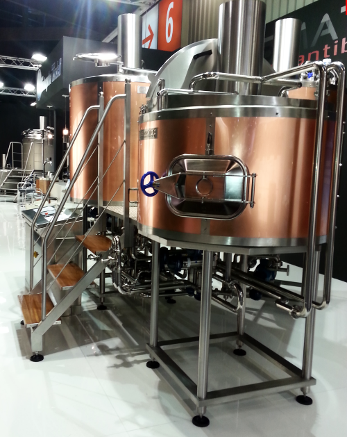 Automatic Brew House