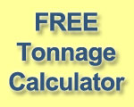 Tonnage Calculator