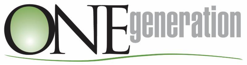 Green Logo ONEgen
