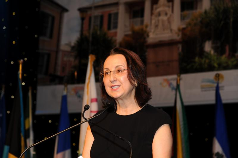 Karolin Troubetzkoy, President, Caribbean Hotel and Tourism Association