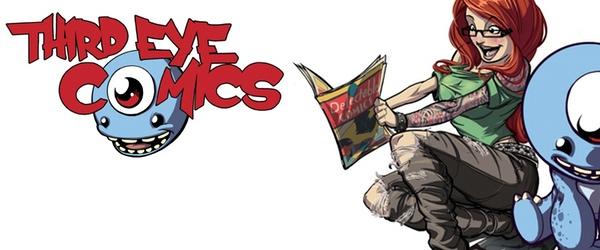 PR: Free Comic Book Day at Third Eye Comics