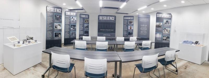 resilience exhibit