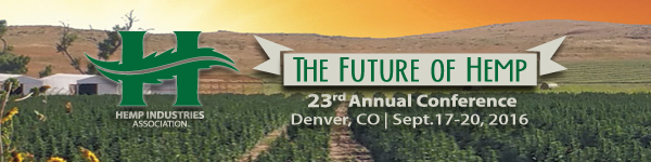 Hemp Industries Association - The Future of Hemp Conference - Denver_ CO