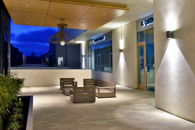 For more information on how Tazz Lighting can assist you on your next project please stop in call or email us at sales@tazzlighting.com. & Featured Project Photos: MERGE CV