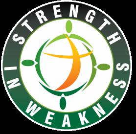 Strength in Weakness Logo