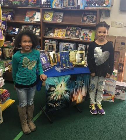 Wrinkle in Time Display