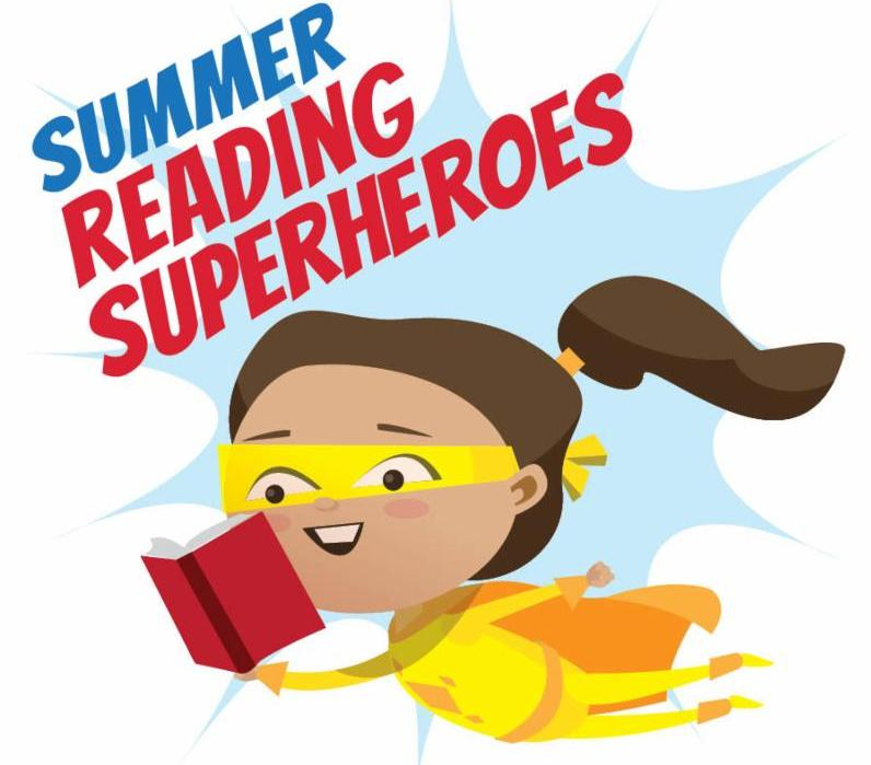 Summer Reading Superheroes