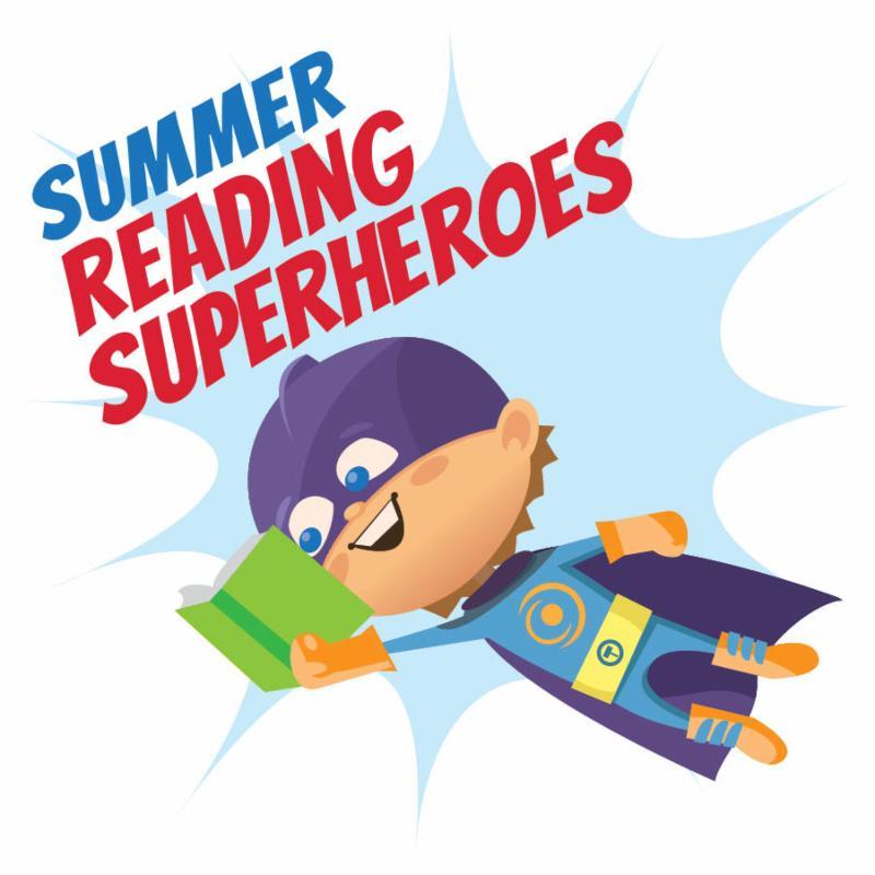 Summer Reading Superhero
