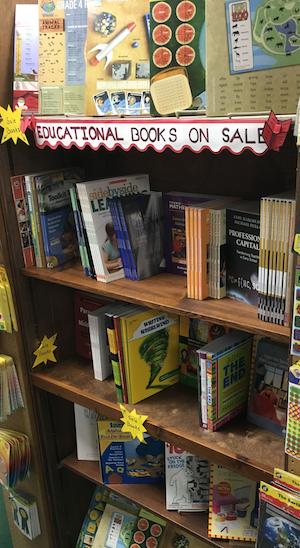 Sale in teachers