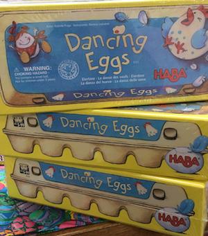 Dancing Eggs