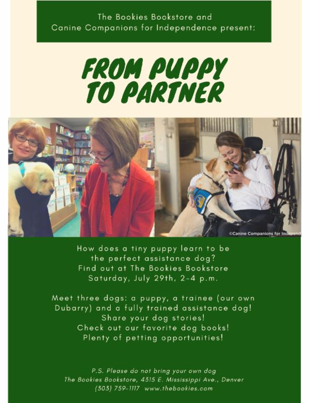 From Puppy to Partner