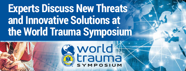 World Trauma Symposium - Oct. 30