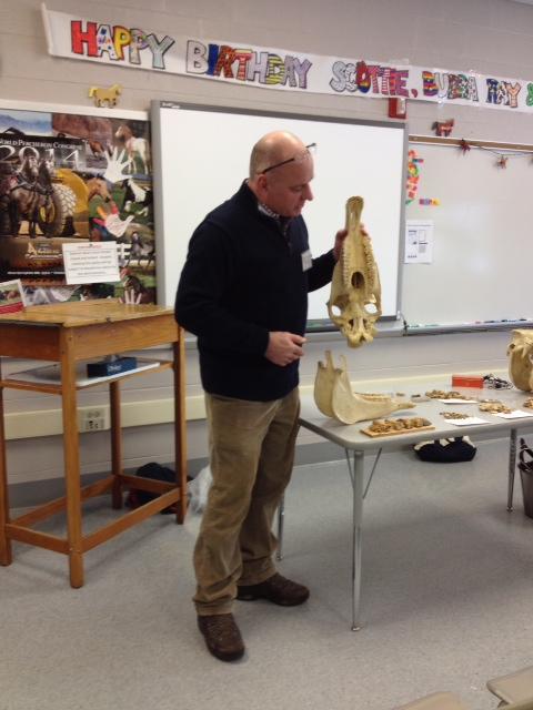 Picture of Brian Stuart, Equine Dentist