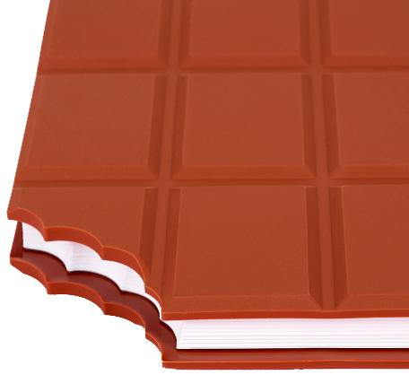 Candy Bar Molded Journal