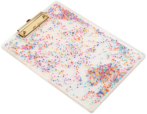 Candy Sprinkle Clipboard