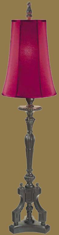 Tall Tripod Lamp