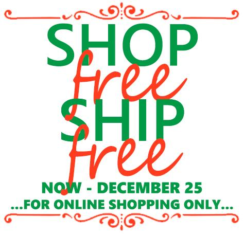 Free Online Shipping