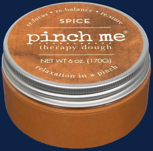 Pinch Me Dough ~ Spice