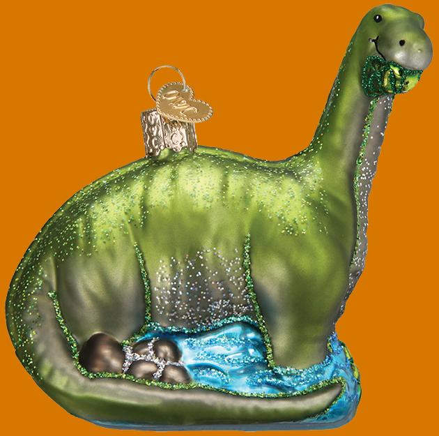 Old World Brontosaurus