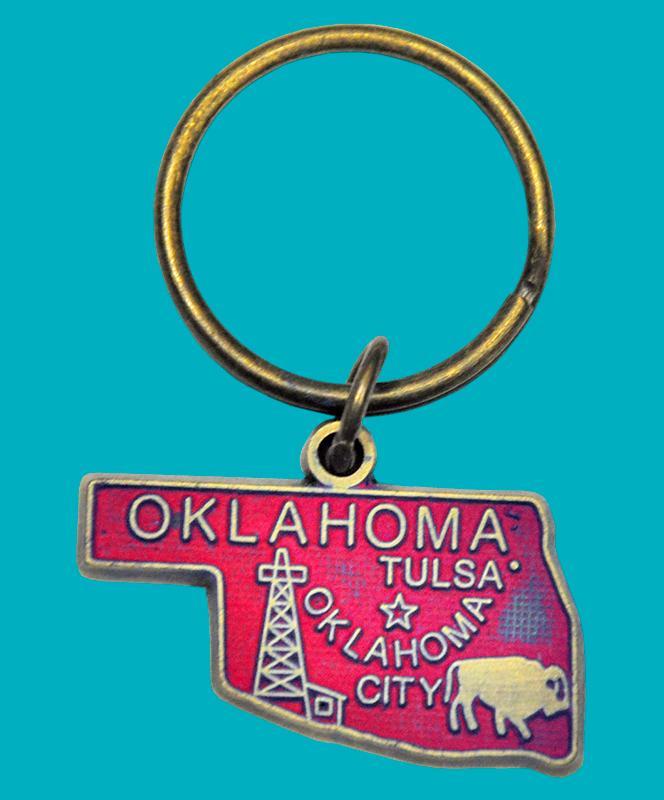 Oklahoma Bracelet - Red