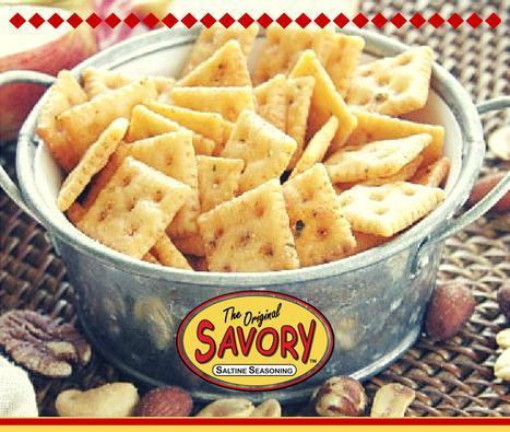 Savory Saltine Seasoning