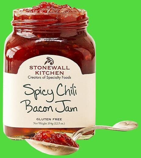 Stonewall Kitchen Spicy Chili Bacon Jam