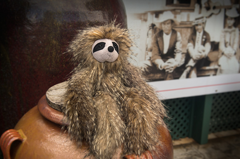 Jellycat - Cyril the Sloth