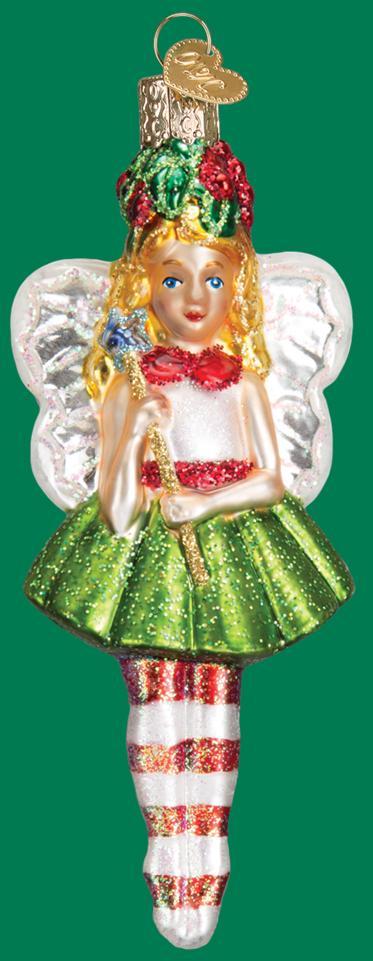 Old World - Holly Fairy