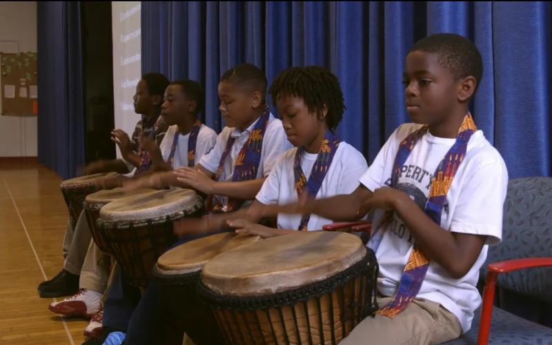 Miller African Drums